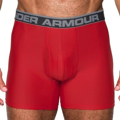 Under Armour The Original Boxer Jock 6 inch rot - Sportunterwäsche 1277238-600