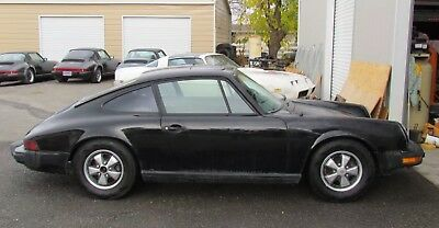 Porsche 912E 1976, matching numbers, 61k Miles, mostly solid, great buy!!!