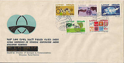 Ethiopia: 1978, Global Conference on T.C. Among Developing Countries,  FDC