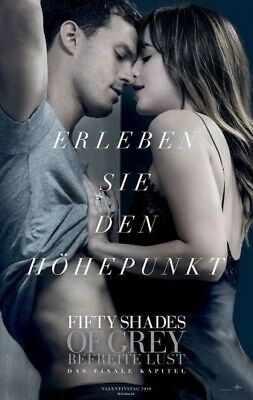 Fifty Shades of Grey 3 ~ Filmposter A0 - Groß!