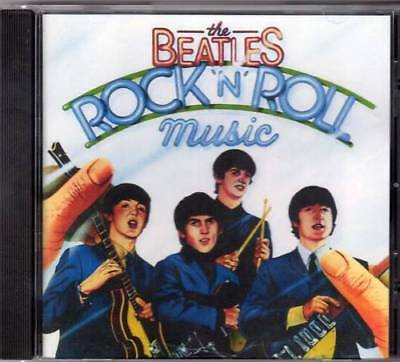 The Beatles Rock N Roll Music CD in STEREO