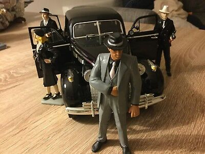 1940 Cadillac Fleetwood Series 75 The Godfather/1963 Cadillac Series 62 Scarface