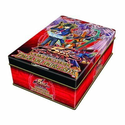 Yu-Gi-Oh! - Jeux de Cartes - Tin Box - Pack Du Duelliste Collection 2010 - FR