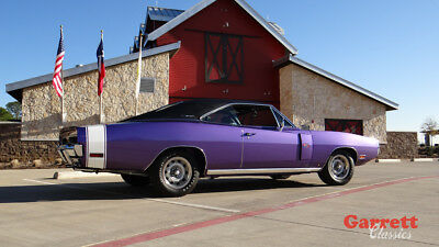 1970 Dodge Charger R/T 1970 Dodge Charger R/T 440 Magnum Galen Govier Inspected #s Matching