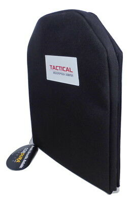 Tactical Scorpion Gear Body Armor AR500 11x14 Steel Plate Spall Guard Blocker
