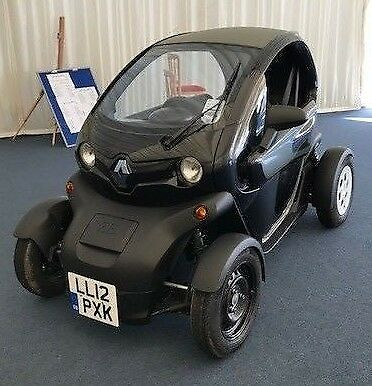 2012 Renault Twizy 13Kw Technic 2Dr Auto. Gullwing Doors