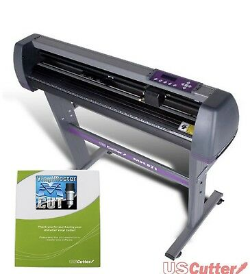 """34"""" MH Series Vinyl Cutter/Plotter, Make Signs Decals Stickers Banners - Refurb"""