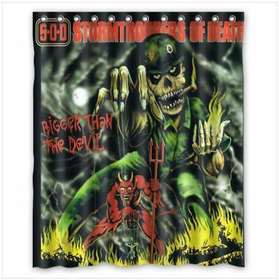 Beautiful Stormtroopers Of Death Shower Curtain Size 60x72 Inch With Hooks
