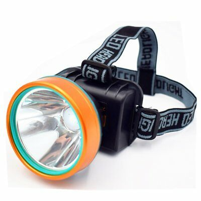 Waterproof Super Bright LED Headlamp Rechargeable Headlight for Hunting Camping