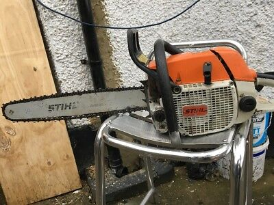 "stihl 038 avs farm boss 22"" bar chainsaw"
