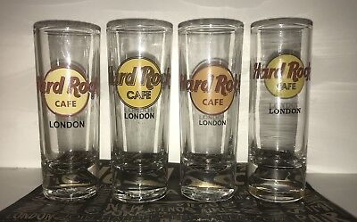 Hard Rock Cafe Shot Glass London