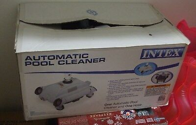 Intex Above Ground Automatic Pool Cleaner
