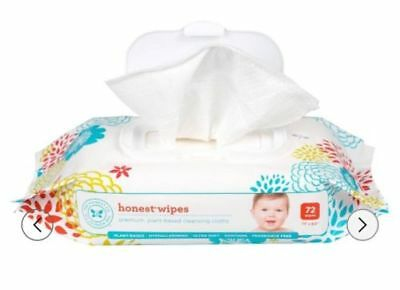 The Honest Company Honest Wipes Fragrance Free - 72 Wipes