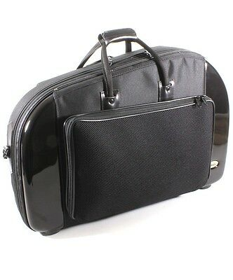 "TM ""Flight"" Horn Case Black Gloss"