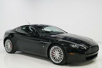 2007 Aston Martin Vantage Base Hatchback 2-Door 2007 Aston Martin V8 Vantage Base