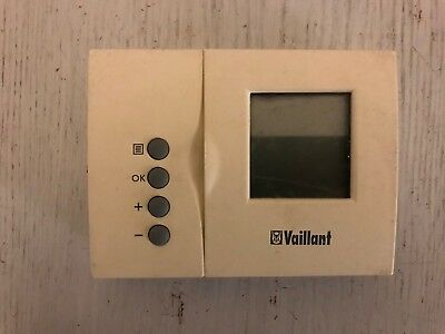 vaillant raumthermostat eur 25 00 picclick de. Black Bedroom Furniture Sets. Home Design Ideas
