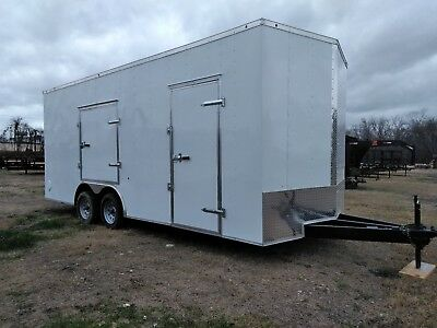 2018 Salvation Elite 8.5 X 20 Car Hauler Trailer
