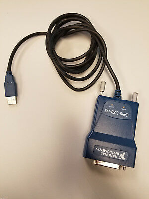 NI National Instruments GPIB-USB-HS Interface Adapter - IEEE 488 - HPIB GPIB USB