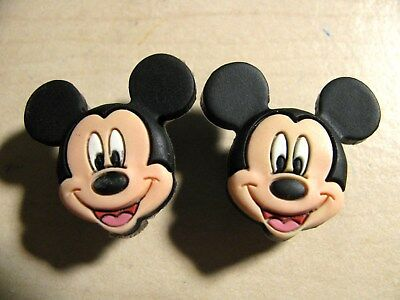 Croc Clog Shoe Charms 2 Mickey Mouse