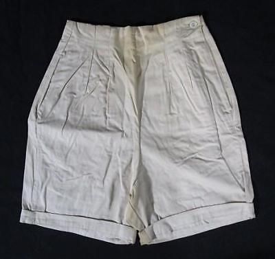 VINTAGE NOS 1950's - 60's BLUE BELL JEANIES JAMAICA FARM WORK SHORTS 10