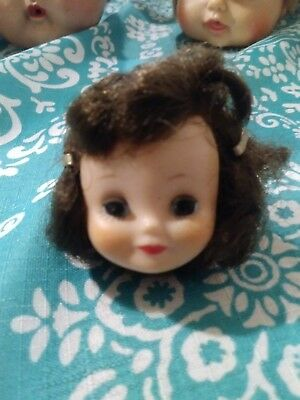 VINTAGE 1st Year 1957 Betsy McCall Doll Head ONLY