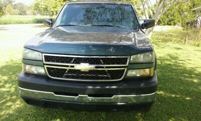 2006 Chevrolet Other Pickups standard 2006 chevy 2500 hd extended cab
