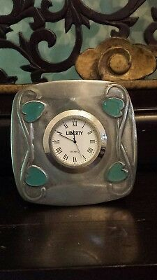 Vintage Clock very pretty, reproduction by LIBERTY