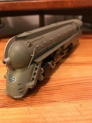 Vintage Rivarossi Ho Scale New York Central Steam Engine 5446