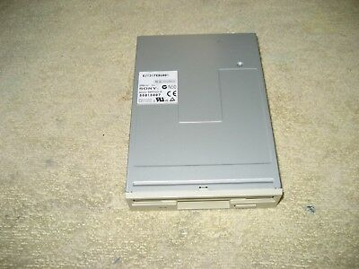 Old Floppy disk drive, Sony model MPF 920-E, internal, working
