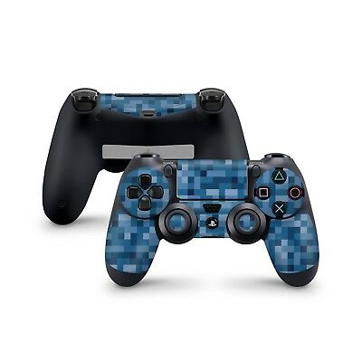Minecraft Blue Skin For Sony Playstation 4 Dualshock Wireless Controller PS4