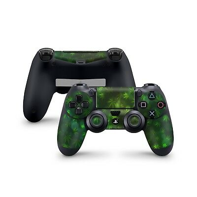 Weed 420 Skin For Sony Playstation 4 Dualshock Wireless Controller PS4