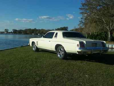 1979 Chrysler 300 Series  1979 CHRYSLER 300 # Limited production E-58 Package
