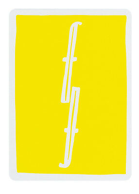 Yellow Fontaine Chinatown Market Cards. New sealed deck