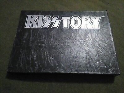 Kiss-Kisstory Book (Signed)