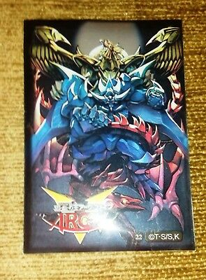 Yugioh Official Card Sleeves Protector -50 pc- Egyptian gods sleeves Jp sleeve