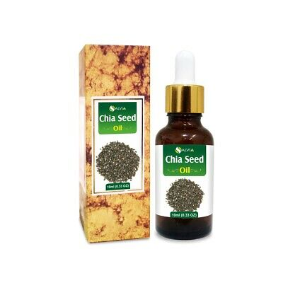 100% Natural Pure Undiluted Uncut Chia Seed Oil 5ml To 1000ml
