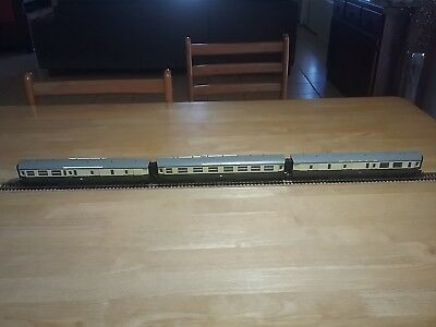 3 x Hornby GWR Centenary coaches new condition in original boxes lot 2