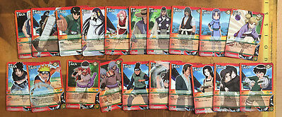 Naruto TCG 103x Spielstarke Commons deutsch near mint