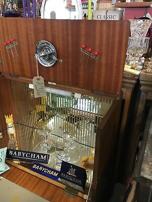 1950s/60s Retro Cocktail Cabinet.  COLLECTION ONLY
