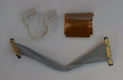 Nikon D3s flex cable and harness for CCD to digital main board repair part