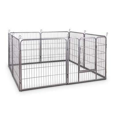 Outdoor Pet Enclosure Fence Free Running Play Pen * Free P&p Uk Offer