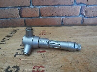 "Tesa three point micrometer 2.800"" - 3.200"""