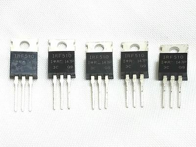 20 x IRF510N IRF510 MOSFET N-Channel 5.6A 100V - USA FRE SHIPPING