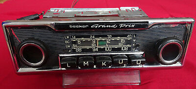 "Becker Radio "" Grand Prix """