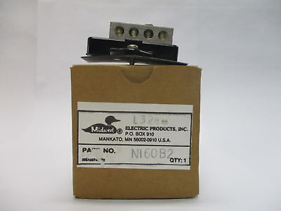 Midwest NI60B2 Neutral Bar Assembly