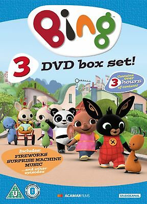 Bing Triple Collection [DVD]