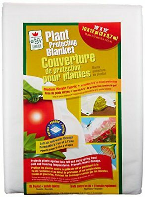 Easy Gardener Plant Protection Blanket For Frost Protection Seed Germination ...