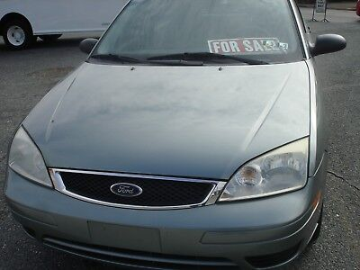 2006 Ford Focus STANDARD 2006 FORD FOCUS ZX4
