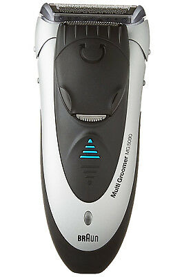 Braun Cruzer 5 Electric Shaver / Styler / Trimmer, 3-in-1 Ultimate Hair Clipper