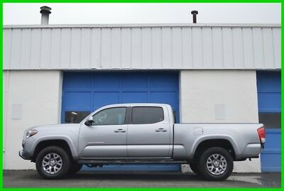 2016 Toyota Tacoma SR5 V6 Repairable Rebuildable Salvage Runs Great Project Builder Fixer Easy Fix Save